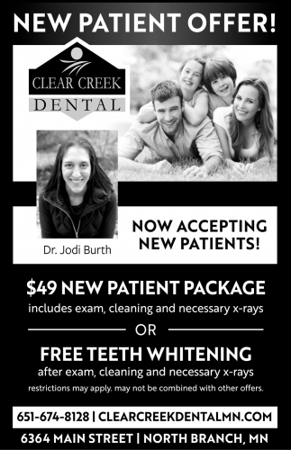 New Patient Offer!