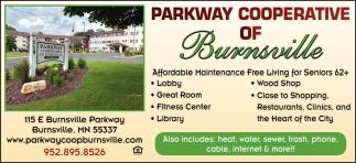 Affordable Maintenance Free Living for Senior 62+
