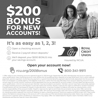 Open Your Account Now!