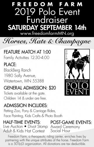 2019 Polo Event Fundraiser