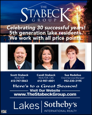 Celebrating 30 Successful Years!