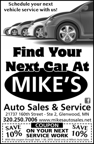 Mike Auto Sales >> Find Your Next Car At Mike S Mike S Auto Sales Service