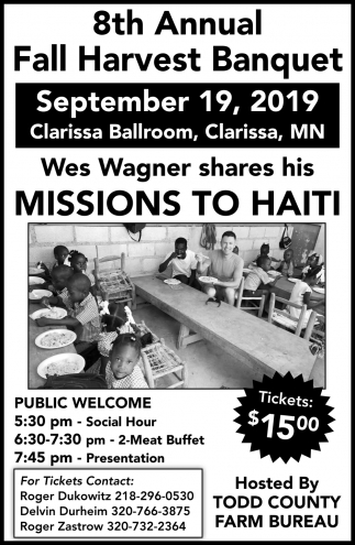 Wes Wagner Shares his Missions to Haiti