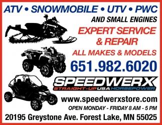 Expert Service & Repair