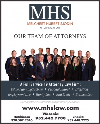 Our Team of Attorneys