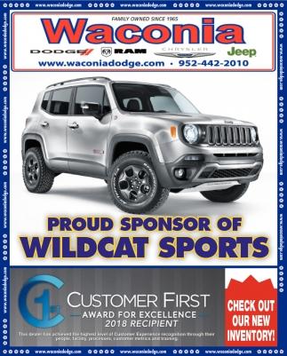 Proud Sponsor of Wildcat Sports