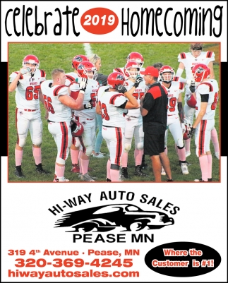 Celebrate 2019 Homecoming