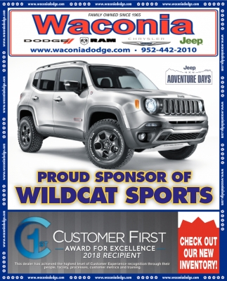 Proud Sponsor of Wildcat Sports