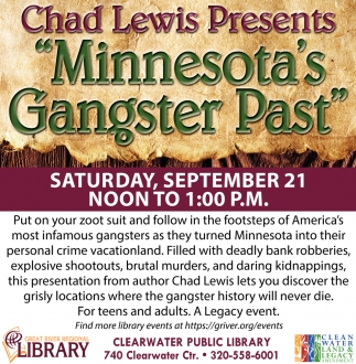 Minnesota's Gangster Past