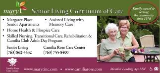 Home Health & Hospice Care