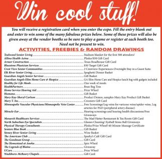 Win Cool Stuff