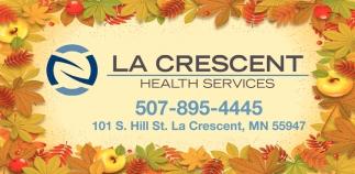 La Crescent Health Services