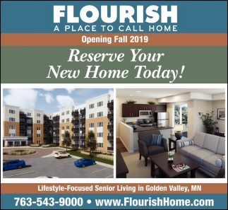 Reserve Your New Home Today!
