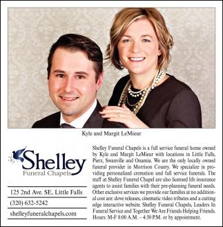 Shelley Funeral Chapel
