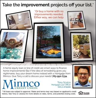 Take the Improvement Projects Off Your List