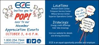 ECE Invites You to Pop!