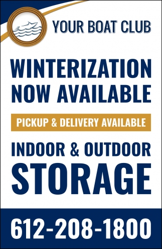 Winterization Now Available
