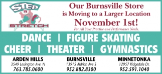 Our Burnsville Store is Moving to a Larger Location