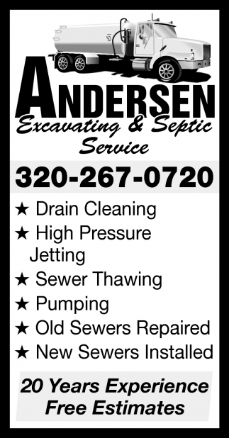 Excavating & Septic Service