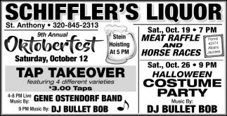 9th Annual Oktoberfest