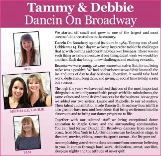 Tammy & Debbie