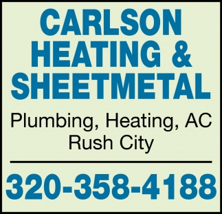 Plumbing, Heating & AC