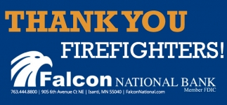 Thank You Firefighters!