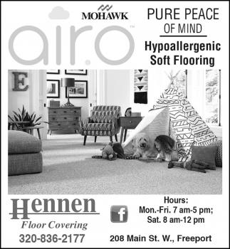 Hypoallergenic Soft Flooring