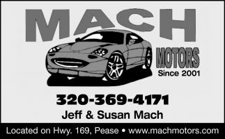 Mach Motors