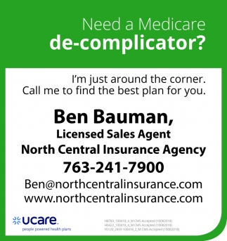 Need a Medicare De-Complicator?