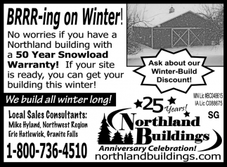 BRRR-Ing On Winter!