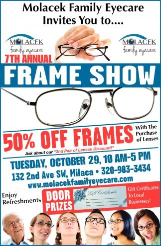 7th Annual Frame Show