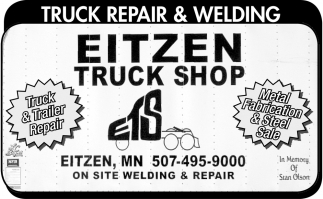 Truck Repair & Welding