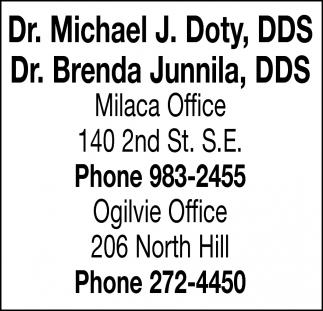 Dr. Michael J. Doty, DDS