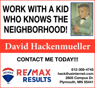 Contact Me Today!