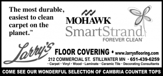 The Most Durable, Easiest to Clean Carpet On the Planet