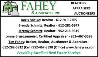 Fahey & Associates