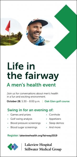 A Men's Health Event