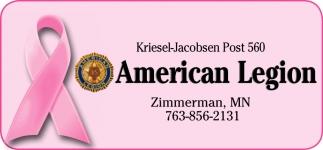 Kriesel Jacobsen Post 560
