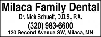 Milaca Family Dental
