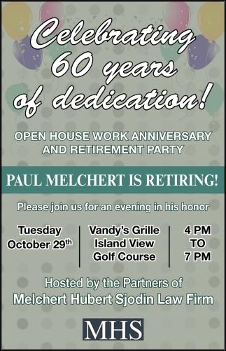 Celebrating 60 Years of Dedication!