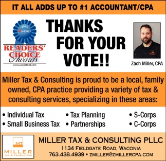 Thanks for Your Vote!