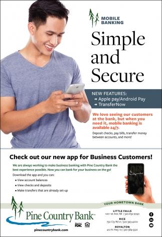 Simple & Secure
