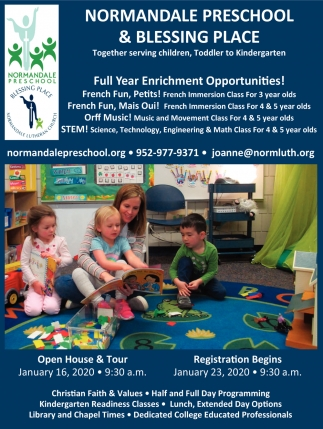 Full Year Enrichment Opportunities!