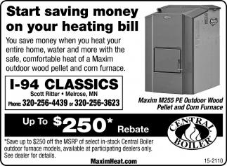 Start Saving Money On Your Heating Bill