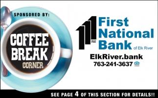 First National Bank of Elk River