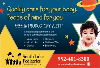 Quality Care for Your Baby