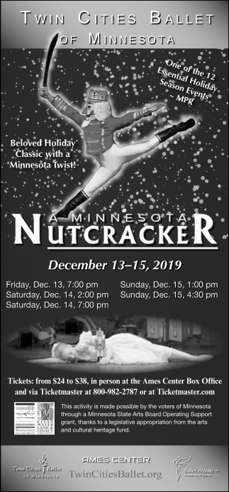 A Minnesota Nutcracker