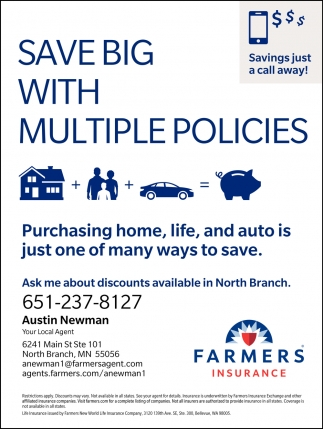 Save Big with Multiple Policies