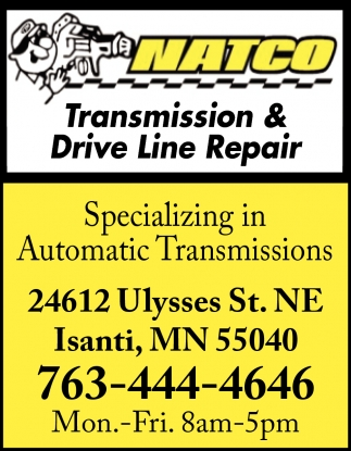 Specializing in Automatic Transmissions